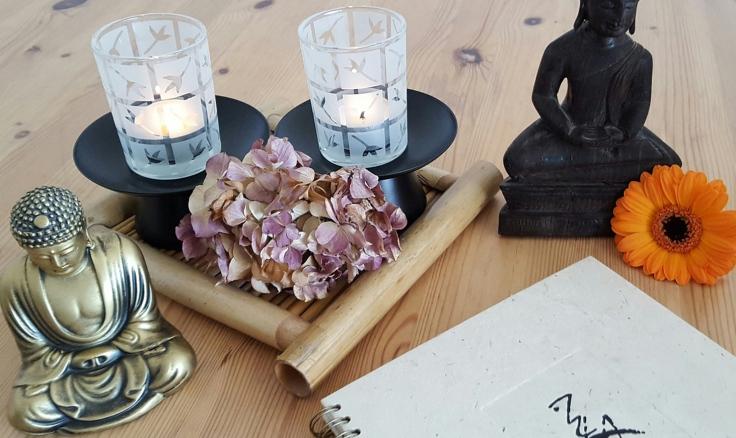 Buddha relaxen Entspannung Meditation