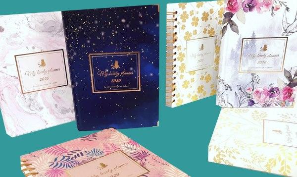 Buchempfehlung Buchtipps die besten Terminplaner und Tagebücher