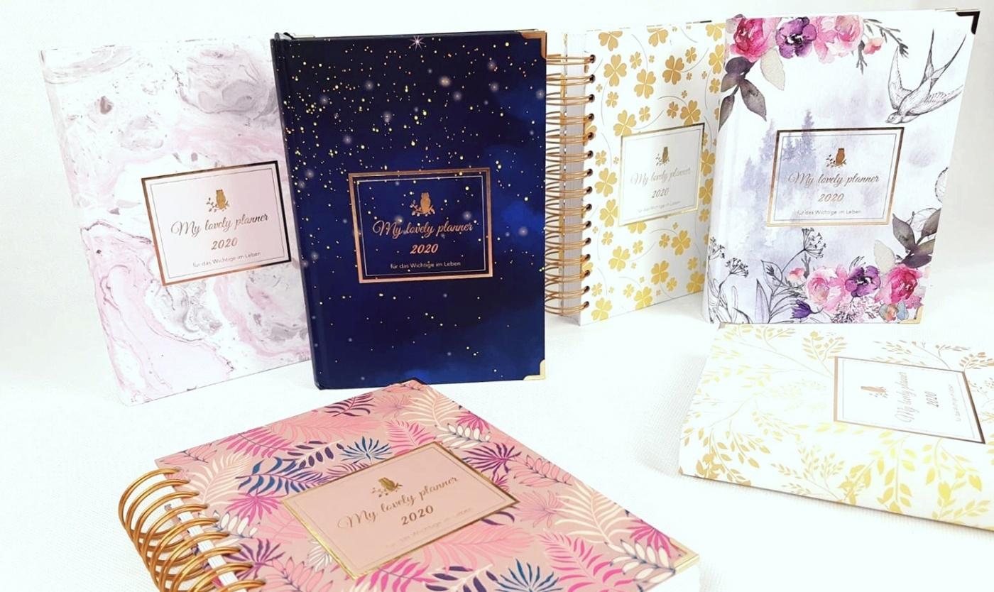 Die schönsten Journals und Tagebücher