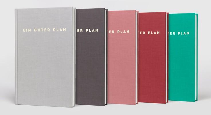 Terminplaner und Tagebuch 2019: Ein guter Plan