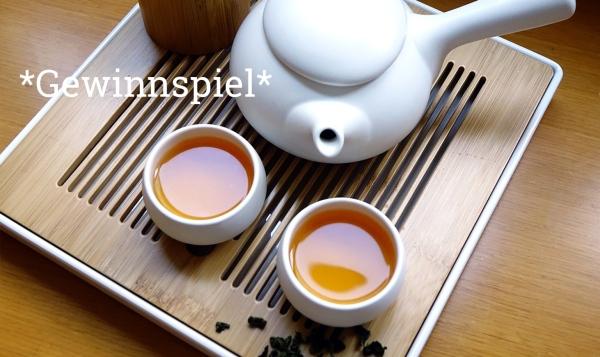 Gewinnspiel: Achtsam einen Tee trinken