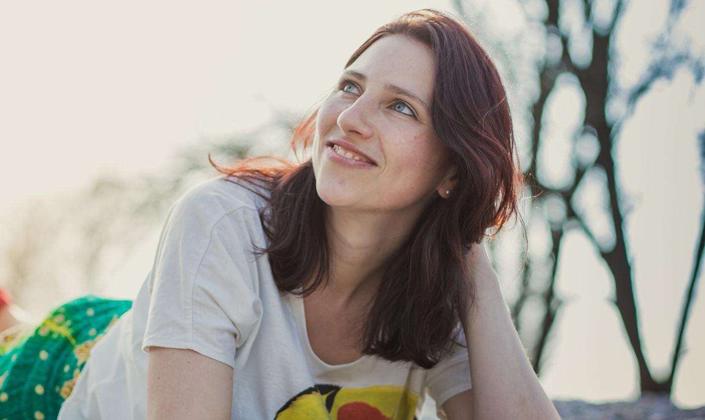 Achtsamkeitstrainerin für Meditation und Stressbewältigung Sarah M. Richter