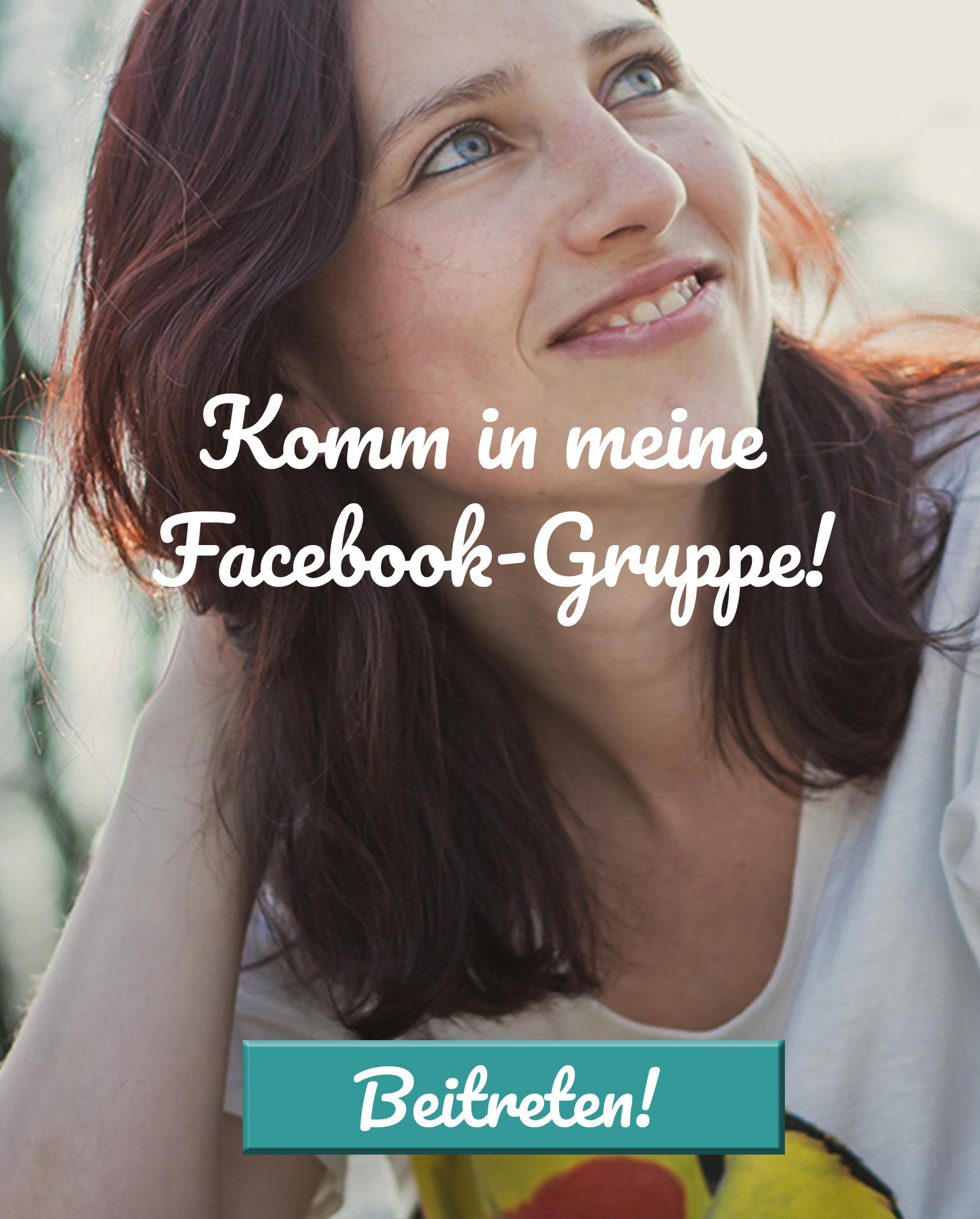 Facebook Gruppe von Sarah M. Richter