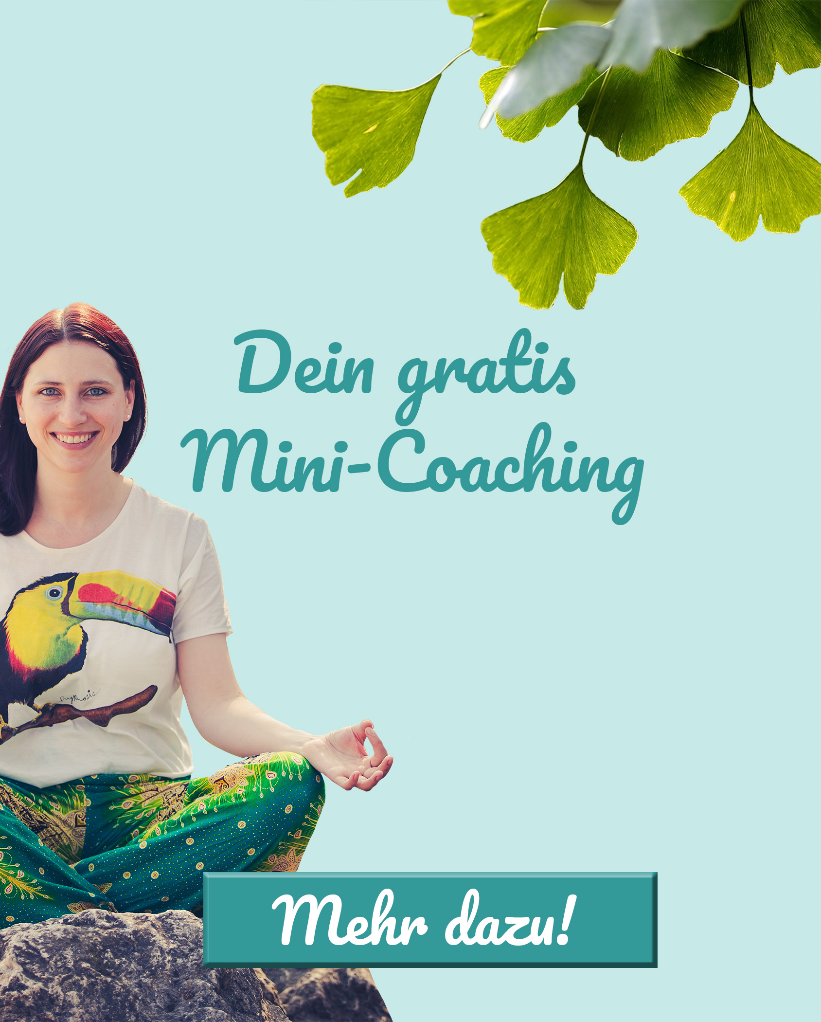 Gratis Mini-Coaching von Sarah M. Richter