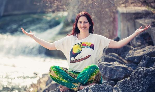 Meditation und Achtsamkeit mit Sarah M. Richter