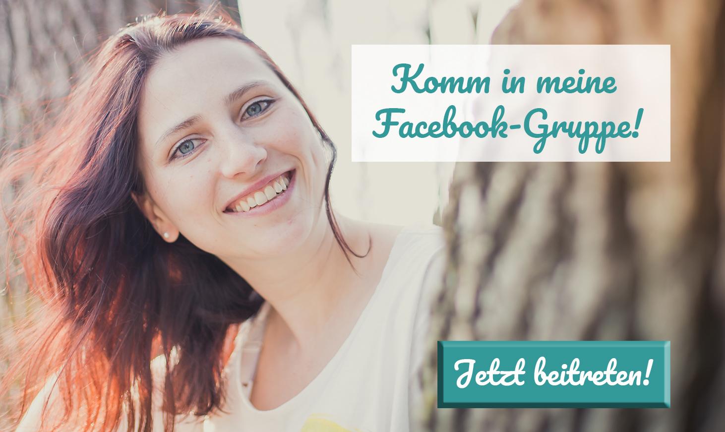 Facebook Gruppe Achtsamkeit im Alltag mit Sarah M. Richter