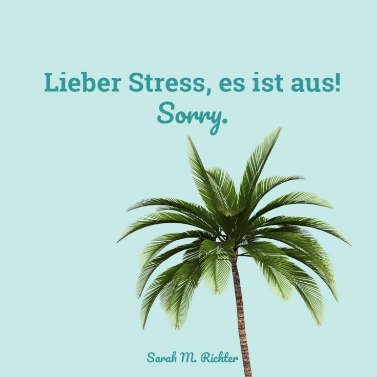 stress-sorry