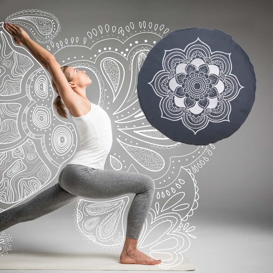 Meditationskissen für deine Yoga- und Meditationspraxis