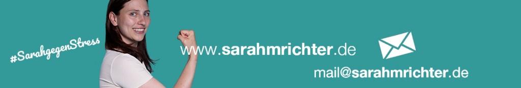 Online-Seminare Stressbewältigung mit Trainerin Sarah M. Richter aus München