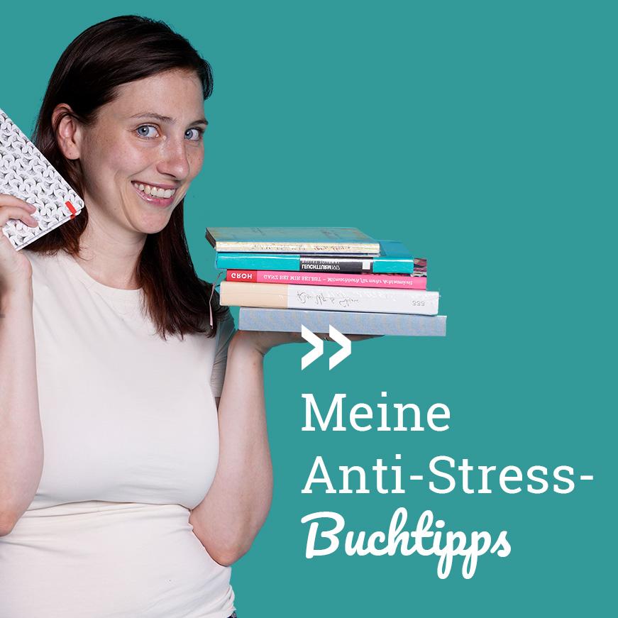 Die besten Bücher gegen Stress